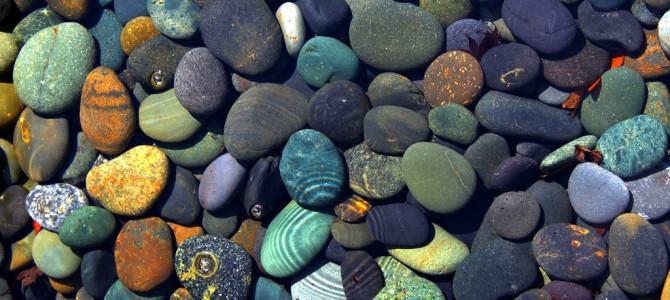 La fábula de la piedra viajera